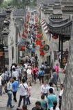 Fördärva i zhenjiang Fotografering för Bildbyråer