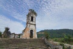 Fördärva kyrkan av den sakrala hjärtan av Jesus Royaltyfri Fotografi