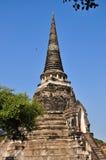 fördärvad forntida pagoda Arkivbilder