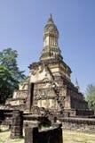 fördärvad gammal pagoda Royaltyfri Bild