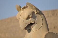 Fördärvar av av Persepolis Royaltyfri Fotografi