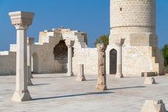 Fördärvar av Bolgar (den forntida staden av Bolgar) Royaltyfria Foton