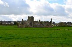 Fördärvar av den Hoare abbotskloster Royaltyfri Foto