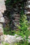 Fördärvar av den Tulmozersky järnsmältaren Royaltyfri Foto