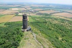 Fördärvar av det gamla tornet Royaltyfri Fotografi