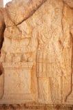 Fördärvar av forntida stad av palmyraen - Syrien Royaltyfri Bild