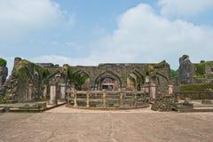 Fördärvar av historisk arkitektur Indien Arkivfoton