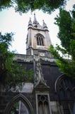 Fördärvar av kyrka arkivbilder