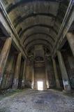 Fördärvar av mausoleet av Ciano Royaltyfria Bilder