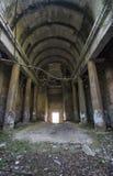 Fördärvar av mausoleet av Galeazzo Ciano Royaltyfria Bilder