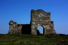 Fördärvar av slotten Fotografering för Bildbyråer