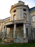 Fördärvar av slotten i Nowe Miasto nad Pilica Royaltyfri Fotografi