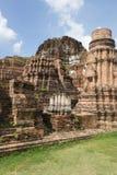 Fördärvar den gamla pagoden Arkivfoton