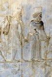Fördärvar på Persepolis den historiska staden, Shiraz, Iran September 12, 2016 Royaltyfria Foton