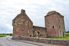 fördärvar scotland Royaltyfri Foto