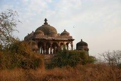fördärvar tempelet Royaltyfri Bild