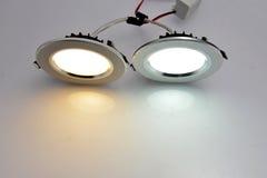 förd lampa Fotografering för Bildbyråer
