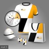 Förderndes Elementdesign Lizenzfreies Stockfoto