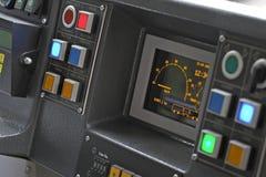 Förderwagenvorstand Lizenzfreies Stockfoto
