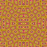 fördjupade fyrkantswirltexturer Royaltyfri Bild