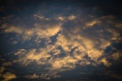 Fördunklar skymningtider Royaltyfria Bilder