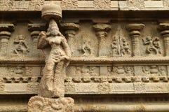 Förebilden av den hinduiska guden Fotografering för Bildbyråer