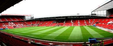 förenad manchester stadion Royaltyfria Bilder