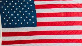 förenade Amerika flaggatillstånd Fotografering för Bildbyråer