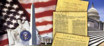 förenade Amerika tillstånd Arkivbilder