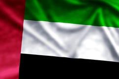 förenade arabiska emirates stock illustrationer