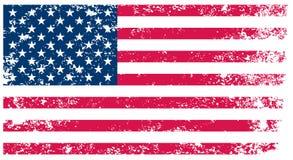 förenade flaggatillstånd Royaltyfri Fotografi
