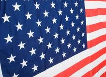förenade flaggatillstånd Arkivbilder