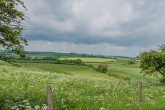 Förenade kungariket - Donington på Bain Arkivbilder