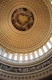 förenade rotunda tillstånd för capitol Arkivfoto