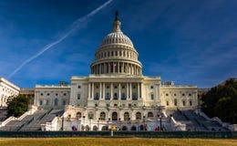Förenta staterna Kapitolium, Washington, DC royaltyfri bild