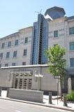 Förenta staternaambassad i Ottawa Arkivbilder