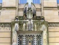 Förenta staternadomstolsbyggnad - buffel, New York Royaltyfri Foto