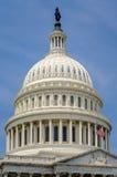 Förenta staternaKapitoliumbyggnad Arkivfoto