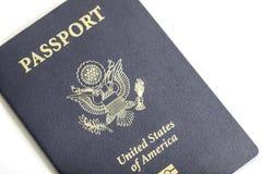 Förenta staternapassamerikan royaltyfria bilder