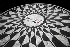 Föreställ mosaiken Arkivbild