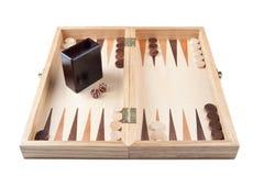 Backgammon Royaltyfria Bilder