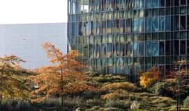 Företag och miljö Arkivfoto