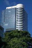 Företags byggnad Arkivbilder