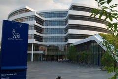 Företags högkvarter av Novo Nordisk Royaltyfria Foton