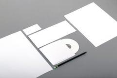 Företags identitet arkivbilder