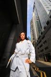 företags karate 7 Arkivfoto