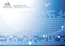 företags mall för bakgrundsaffär royaltyfri illustrationer