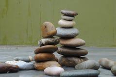 Företags Zen royaltyfri fotografi