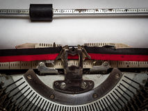 Författare kvarter Arkivbild