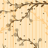 Förgrena sig av en växt Royaltyfria Bilder